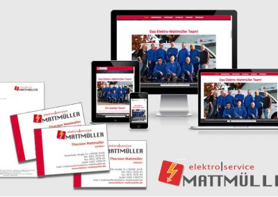 Corporate Design p medienagentur, Zirndorf